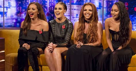 Little Mix 'can't stop themselves' enjoying the single ...