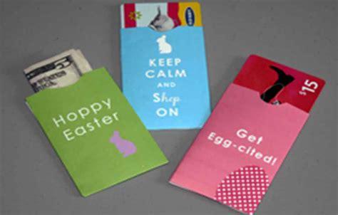 egg citing easter gift card holders gift card girlfriend