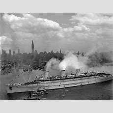 The Maiden Voyage Of The Queen Mary  History Today