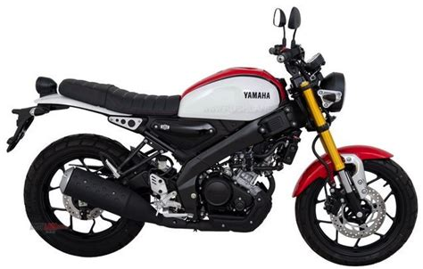 yamaha   based xsr  launched  thailand price