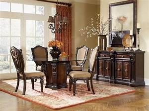 Dining Room: inspiring elegant round dining room sets