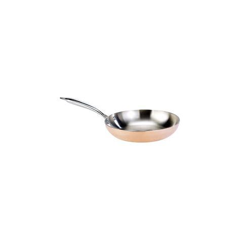 poele cuisine poêle de cuisine en cuivre 26 cm