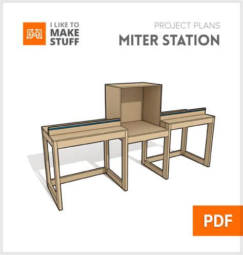 miter  station digital plans     stuff