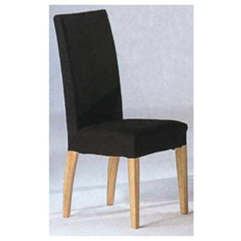 dining chairs parson chair with black fabric cover 4220k