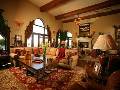 Decoration Home Ideas: Old World Home Decorating Ideas