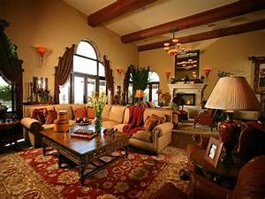 Decoration spanish decor ideas for the home interior for Spanish home interior design ideas