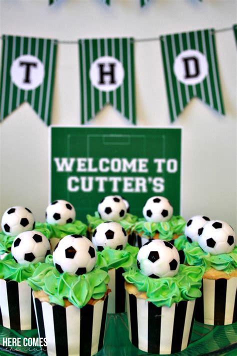 soccer birthday party ideas    sun