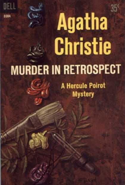 murder books agatha christie dell retrospect mysteries mystery five pigs amzn covers
