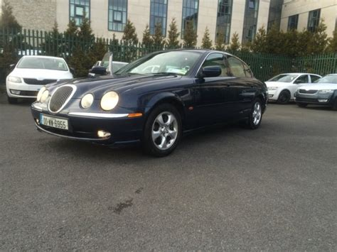 2000 Jaguar S Type One In Ireland For Sale For Sale In