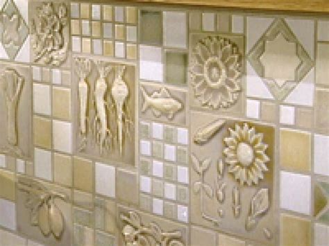 Wild for Tile: Jewelry for Your Kitchen   HGTV