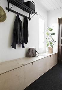 Moderne Garderobe Mit Bank : moderne garderoben tipps zur erneuerung der modernen garderobe ~ Bigdaddyawards.com Haus und Dekorationen