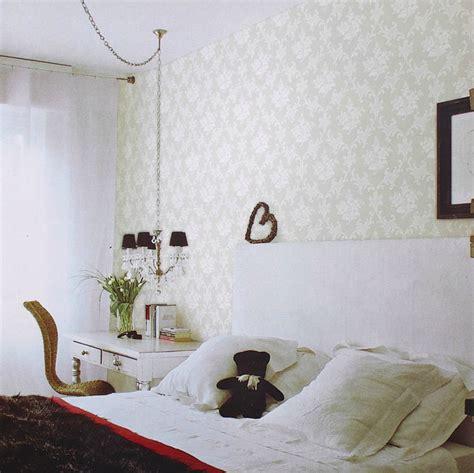 white feminine bedroom interior design ideas