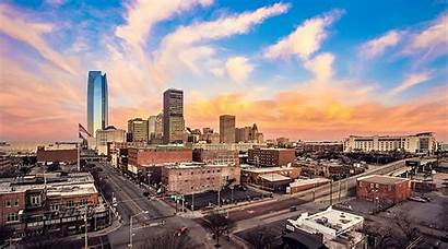 Oklahoma Okc Omrf Cities Skyline Expansion Nfl