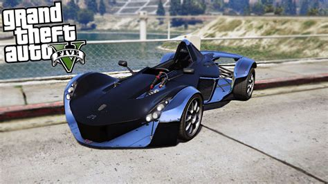 Gta 5 Mods Coolest Car?!