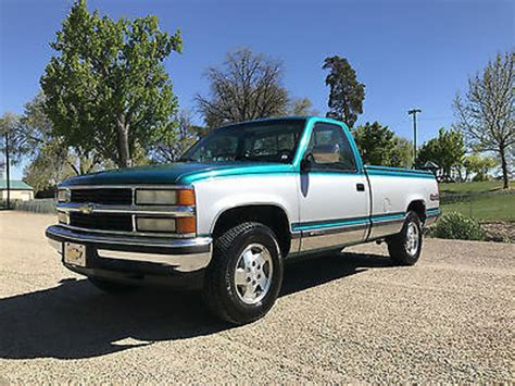1994 Chevrolet Pickup Pickup For Sale Used Cars On
