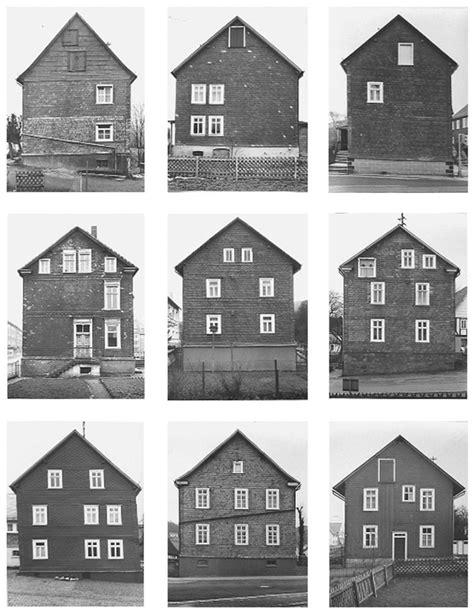 Bernd And Hilla Becher by Hilla And Bernd Becher Search House Sequence