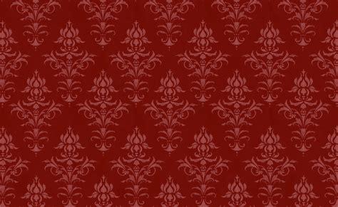 Tapete Rot Muster wallpaper pattern