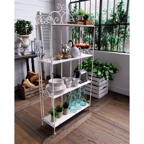 Etagere Provenzale by Etagere Shabby Chic In Stile Provenzale H 165 Cm Casamata