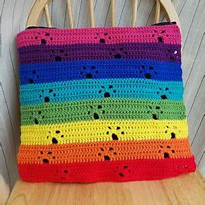 Ravelry Meandering Paw Prints Over The Rainbow Bridge