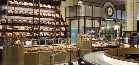 harrods  london launches  bakery  coffee bar