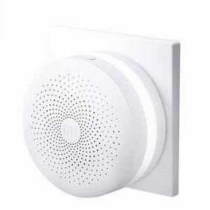 Smart Home Gateway : deal xiaomi aqara smart home gateway 2018 compatible with apple 39 s homekit diy projects ~ Watch28wear.com Haus und Dekorationen