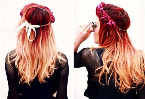Not Really Thinking Of Going Blonde I Just Thought This