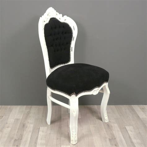 chaises baroque chaise baroque