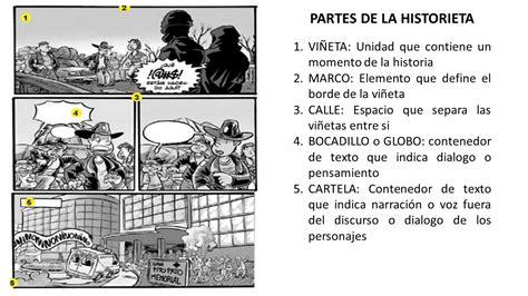 trabajo la colombia en historietas ppt
