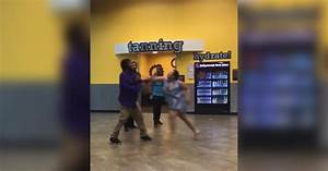 Video  Pregnant Woman Attacks Gym Employee Over Tootsie Rolls