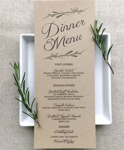menu card template free 37 sle menu cards templates in psd pdf word