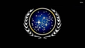 Flag Of The United Federation Of Planets - Star Trek