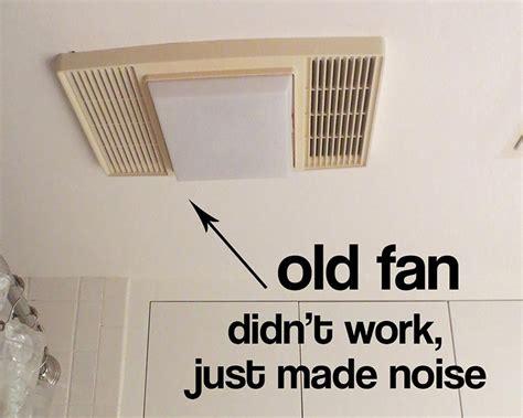 Bathroom Exhaust Fan Light Not Working by My Bathroom Exhaust Fan Didn T Work And I Find Out Why