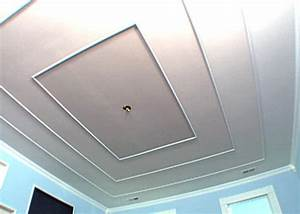 How To Create A Faux-Tiered Ceiling HGTV
