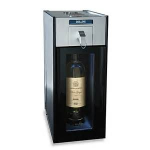 skybar one wine chiller and dispenser bedbathandbeyond com