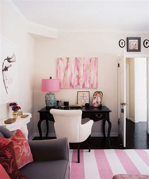 deco chambre fille 12 ans 17 pink office ideas space for home design