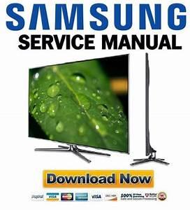 Samsung Un46d8000 Un55d8000 Un60d8000 Service Manual