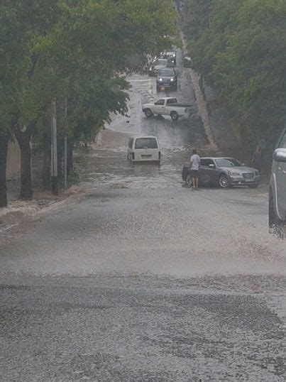 storm damage today johannesburg south caused flooding weather todays randburg street north happened october tn