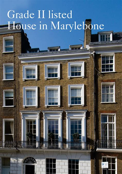Listed Heritage Magazine Grade Ii Listed House In