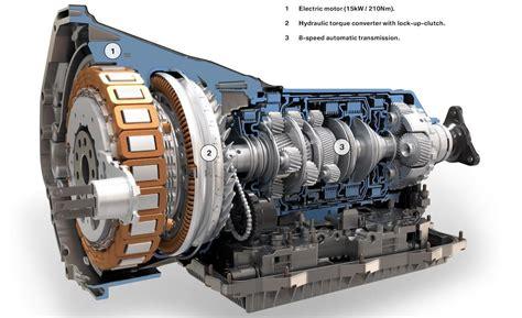 Automatic Transmission by Bmw Zf 8 Speed Automatic Hybrid Transmission Cutaway Photo