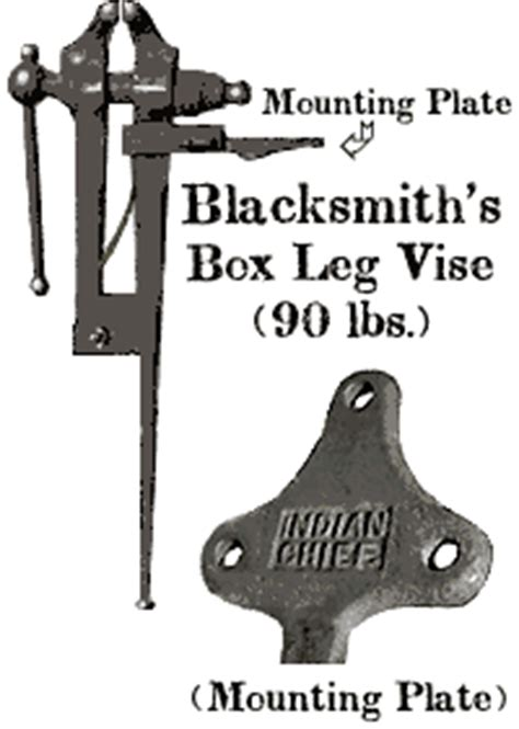post vise repair  tools  tool making bladesmiths forum board