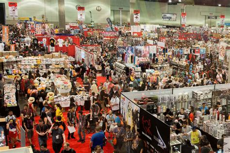 Anime Expo Ticketed Events Ax 2018 Exhibitor List Now Available Anime Expo
