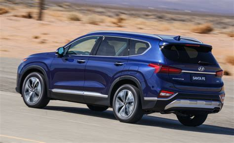 2020 Hyundai Santa Fe Xl Release Date by 2020 Hyundai Santa Fe Suv Redesign Price And Release Date