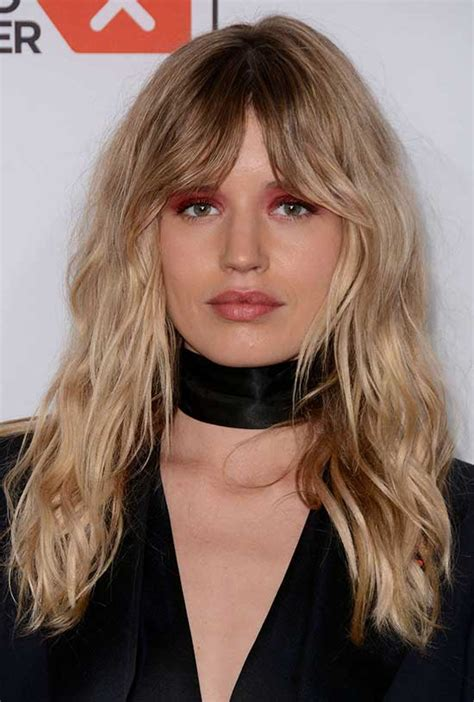 beautiful long shag haircut hairstyle ideas