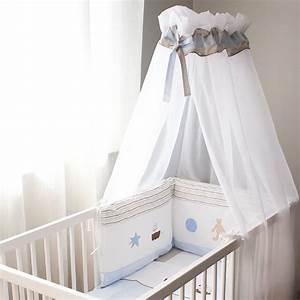 Cerceau Pour Ciel De Lit : ciel de lit b b bambino baldaquin pour lit b b ~ Melissatoandfro.com Idées de Décoration
