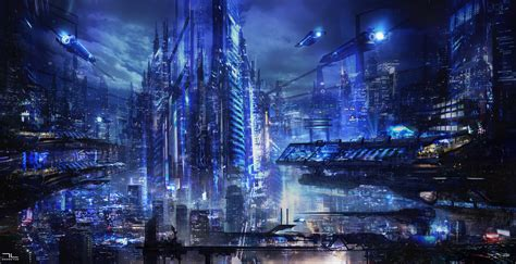 Future Background Weekly Wallpaper Blast Into The Future With These Sci