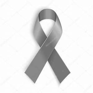 Grey ribbon symbol of borderline personality disorder ...