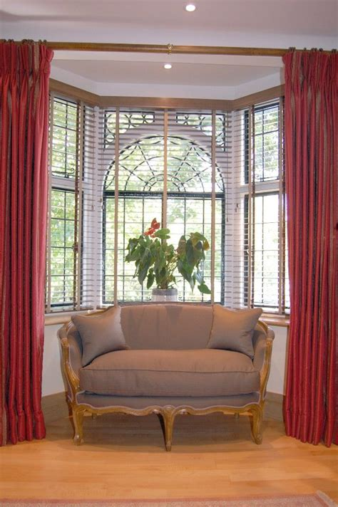 Drapes For Bay Window - best 25 bow window curtains ideas on bay