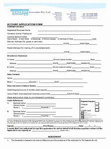 40 free credit application form templates samples for User creation form template
