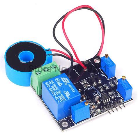 Pcs Current Detection Sensor Module Short Circuit