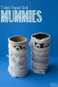 cheap paper fans toilet paper roll mummy craft for